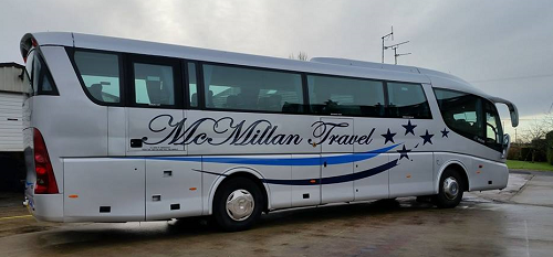 Bus McMillan Travel